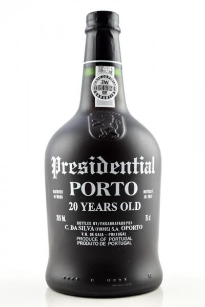 Presidential Porto Tawny 20 Jahre 20%vol. 0,75l