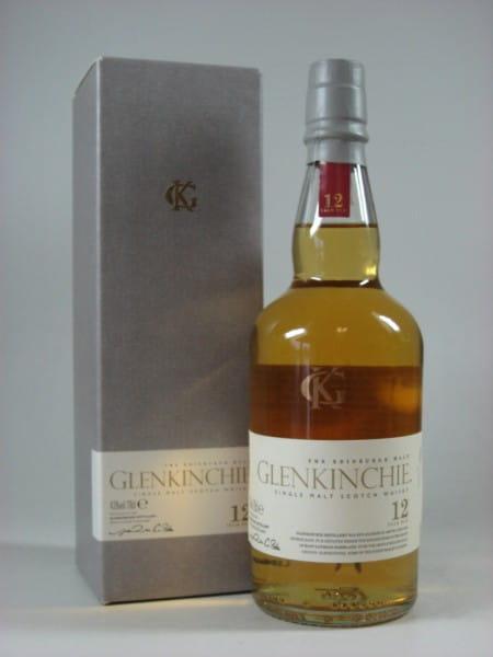 Glenkinchie 12 Jahre 43%vol. 0,2l